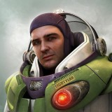  Buzz Lightyear Realistic 3D Model