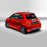  Fiat 500 Abarth 695 Tributo Ferrari