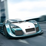  Gumpert Apollo Speed Sport Car