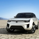  SsangYong XIV-2 Concept SUV