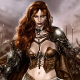  Fantasy Warrior Women