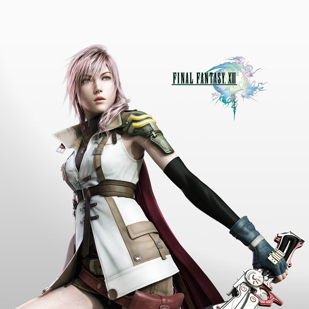 Jeux Video - Final Fantasy 13 (jeu vido) - iPad iPhone HD fonds d ...