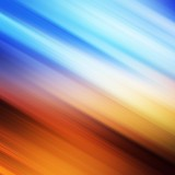  Blue-2-Red Abstract Motion Blur