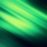 Retro Green Energy Wallpaper