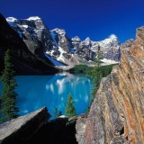  Valley Of The Ten Peaks And Moraine Lake