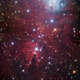  Hubble Cone Nebula NGC 2264