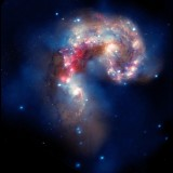 The Antennae Galaxies X-Rays