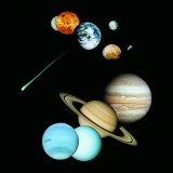  The Nine Planets Solar System And Comets