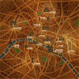  Paris Map Attractions